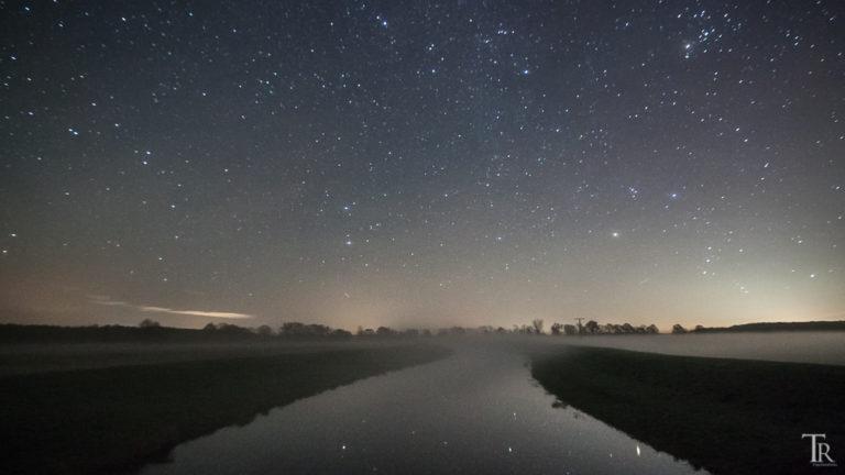 17. November: Fotografische Fehler in mystischer Nebelstimmung