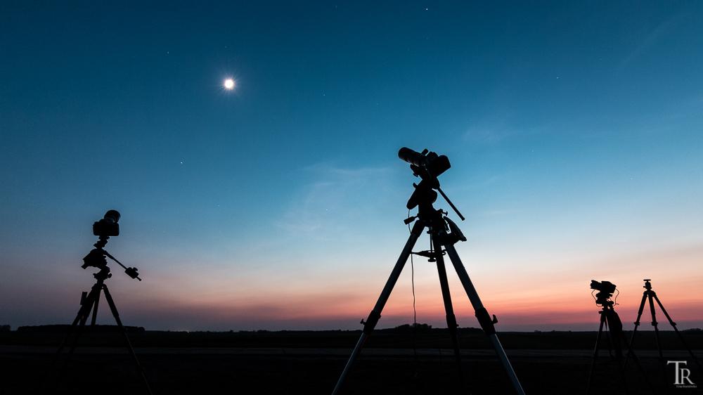 Workshop: Nachtfotografie im Sternenpark Westhavelland (06.04.2019)